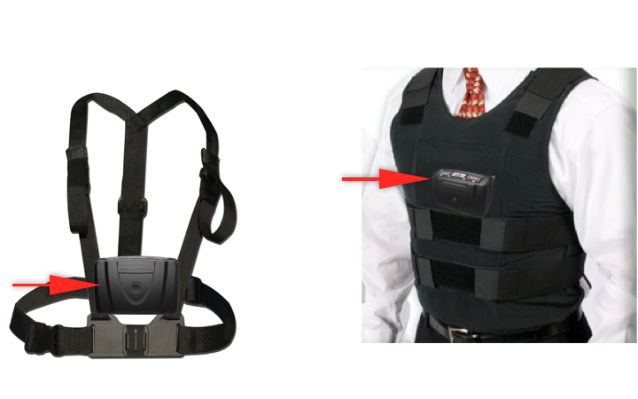 Secutraq Harness Options