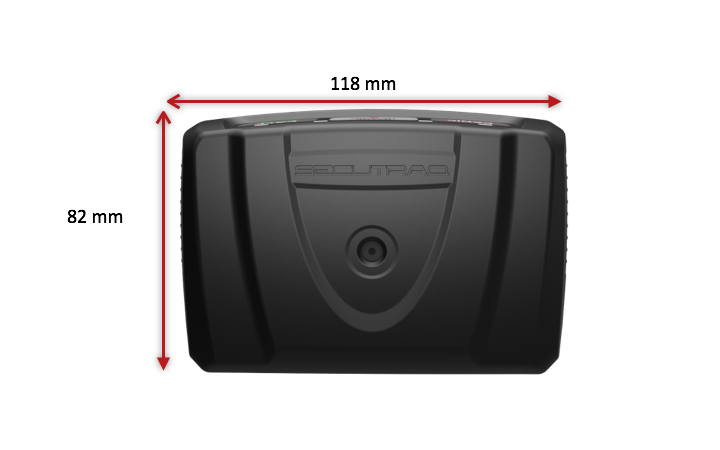 Secutraq DImensions