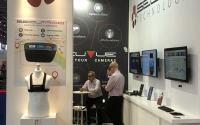 SECUTRAQ AT IFSEC 2018