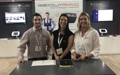 SECUTRAQ AT SECUREX 2018